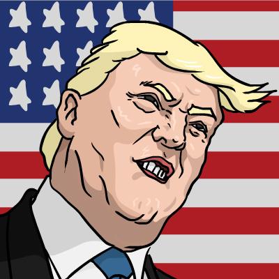 도널드 트럼프