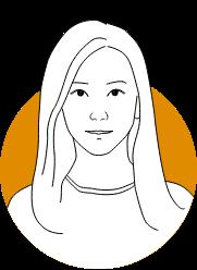 김나현 기자 캐릭터 아이콘